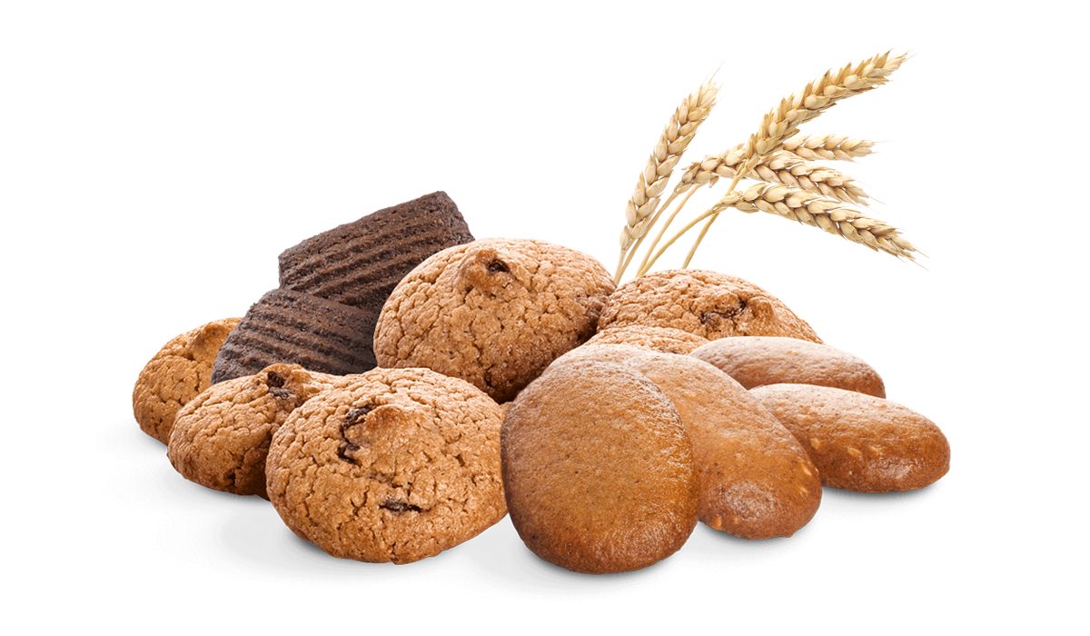 galletas ecológicas con trigo