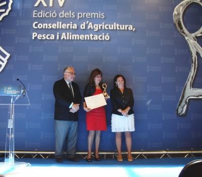 Premio Consellería Agricultura, Pesca y Alimentación