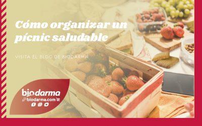 Cómo organizar un pícnic saludable